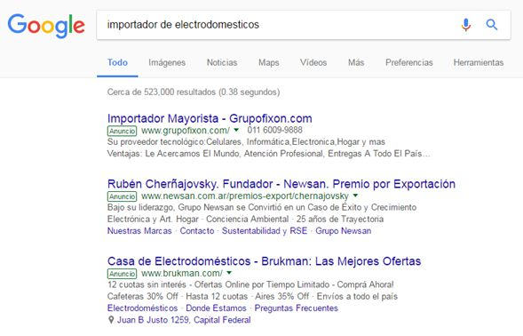 buscate en google
